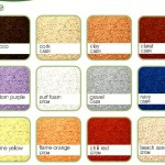 Cova Rubber colours
