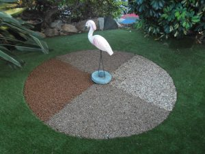 ASTRO'S POROUS PEBBLE PAVING 3